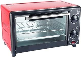 L.TSA Cocina 12L Mini Horno eléctrico automático 220V 1050W Horno de Pizza para el hogar Carne Parrilla Máquina para Hornear Pan Electrodomésticos de Cocina