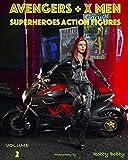 AVENGERS + X MEN: SUPERHEROES: 2 (Avengers + X Men Superheroes Action Figures)