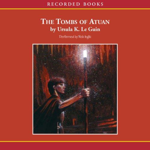 The Tombs of Atuan cover art