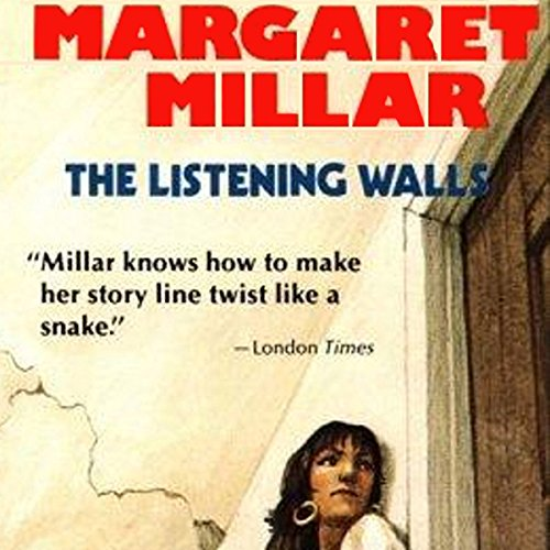 The Listening Walls                   By:                                                                                                                                 Margaret Millar                               Narrated by:                                                                                                                                 Kirby Heyborne                      Length: 7 hrs and 9 mins     Not rated yet     Overall 0.0