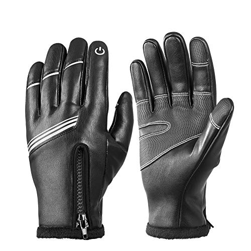 lutuo cycling gloves winter thermal