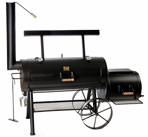 "Joe's Barbeque Smoker 20"" Champion-Ship Longhorn"