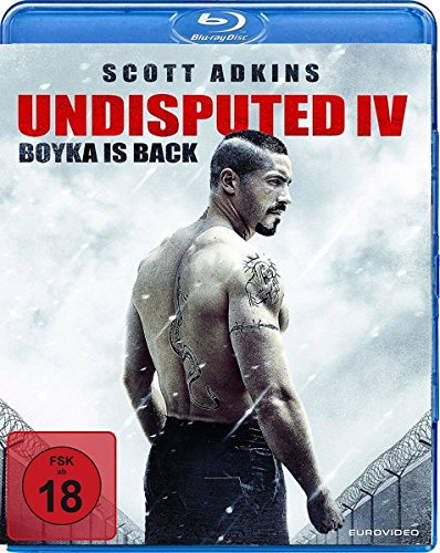 Undisputed IV - Boyka Is Back [Blu-ray]
