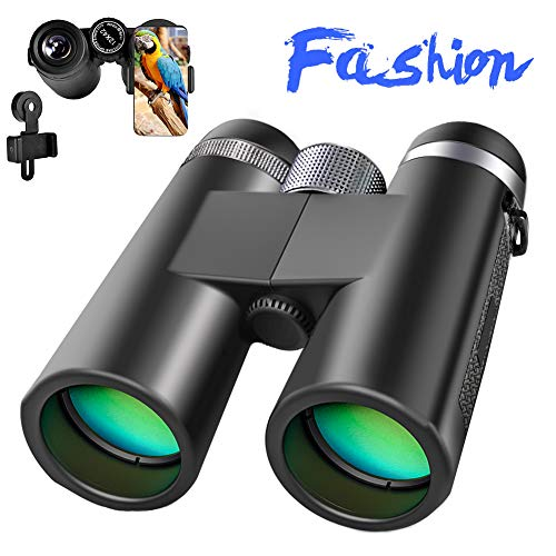 Learn More About High Power Binoculars, 12x42 Binocular for Adults with BAK4 Prism, FMC Lens, Fogpro...