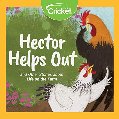 Couverture de Hector Helps Out and Other Stories About Life on the Farm