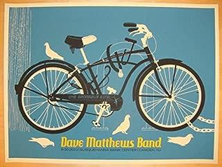 dave matthews band poster camden
