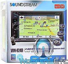 Soundstream VRN-624B in-Dash 2-DIN 6.2