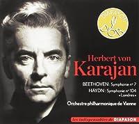 Sym, 7, : Karajan / Vpo +haydn: Sym, 104,