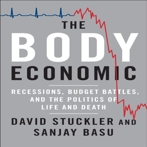 The Body Economic audiobook cover art