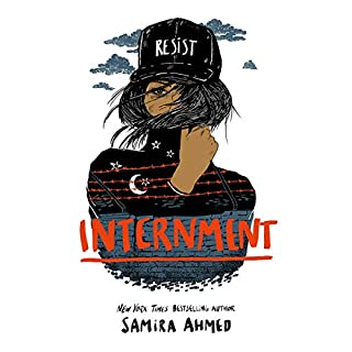 Internment audiobook cover art