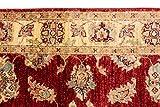 Teppichprinz Chobi Ziegler 147x92 cm Handgeknüpft 150 x 100 Ferahan Wohraumteppich Mamluk - 6