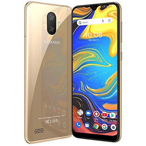 Moviles Libres 4G, Android 9.0 3GB RAM + 32GB ROM/128GB Scalable Teléfono...