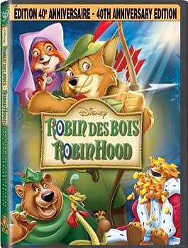 DVD Robin Hood Book