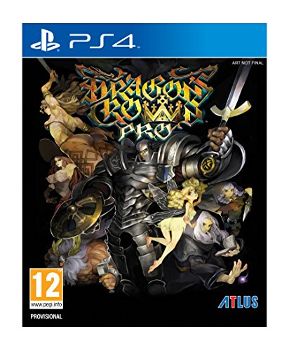 Dragon's Crown Pro Battle-Hardened Edition - PlayStation 4 [Importación inglesa]
