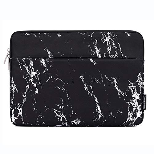 Laptop Case Sleeve 14 Inch, Business Laptop, 360° Protective Waterproof Computer Cover Bag, Portable Briefcase for Student/Business/Commute/Travel,Black2