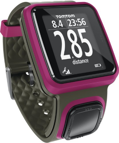 TomTom Runner - Reloj con GPS, rosa