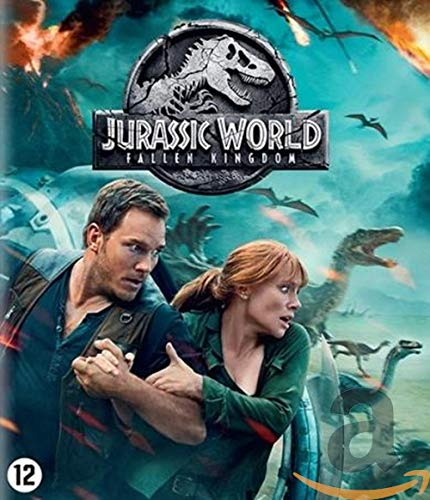 Jurassic World 2: Fallen Kingdom [Blu-Ray]
