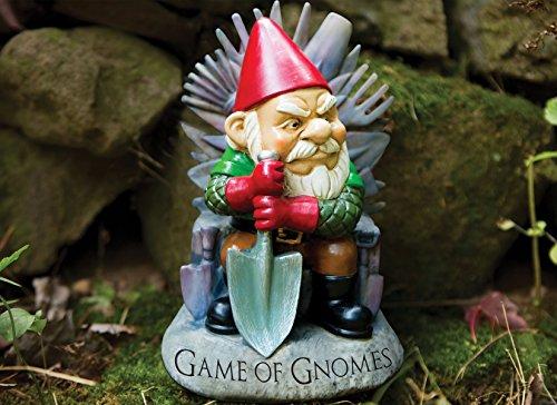Big Mouth Inc Game of Gnomes Nain de Jardin
