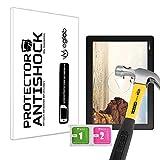 Protector de Pantalla Anti-Shock Anti-Golpe Anti-arañazos Compatible con Tablet Lenovo Miix 710