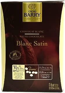 Blanc Satin Pistoles White 30 % (11 lb)