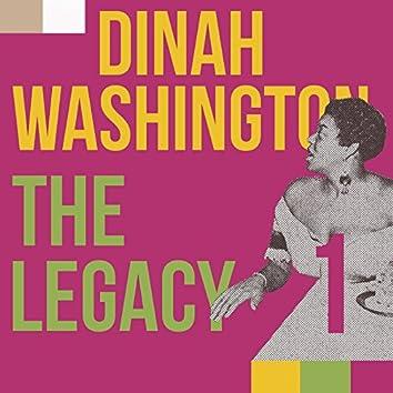 Dinah Washington, the Legacy, Vol. 1