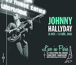 Live in Paris 31 Octobre & 13 Decembre 1962
