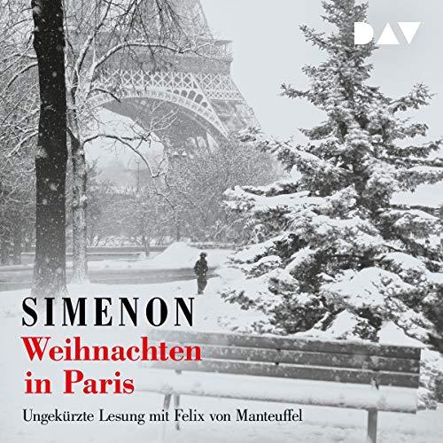 Weihnachten in Paris audiobook cover art