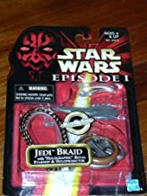Star Wars Episode 1 Jedi Braid with Holographic Royal Starship & Holoprojector