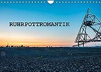 Ruhrpottromantik (Wandkalender 2022 DIN A4 quer): Eine Bilderreise durch das malerische Rurgebiet (Monatskalender, 14 Seiten )