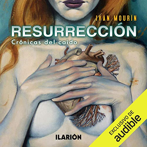 Resurrección[Resurrection] audiobook cover art