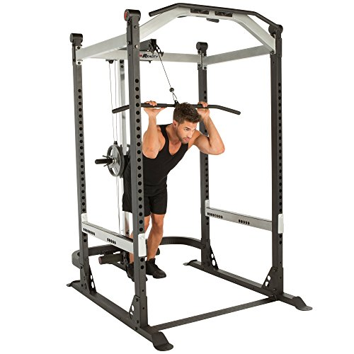 Fitness Reality X-Class Light Commercial High Capacity Olympic Power Cage Iowa