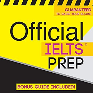 Official IELTS Prep cover art