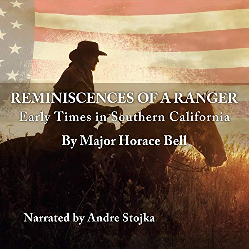 Reminiscences of a Ranger  By  cover art