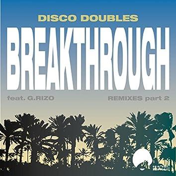 Breakthrough Remixes, Pt. 2