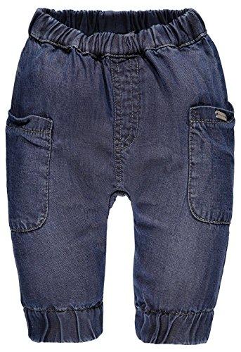 bellybutton® Baby leichte Jeans Hose \'Mr Crab\', Größe:74, Präzise Farbe:Blau