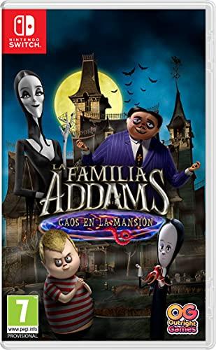 La familia Addams: Caos en la mansión