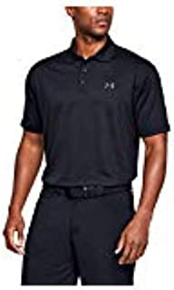 Under Armour Men UA Golf Performance Logo Polo T-Shirt