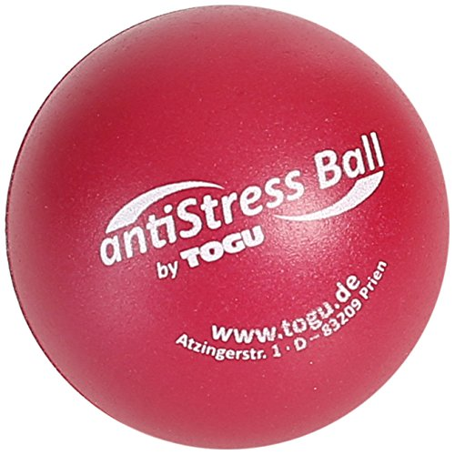 Togu Anti-Stress-Ball, rot