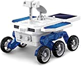 ZAYOR Solar Robot Car Toys Mars Research Vehicle Toys Kit, DIY Science Building STEM Toys Space Mars Rover Experiments Toys for Kids Age 6 7 8 9 10, Great Educational Gift for Boys and Girls
