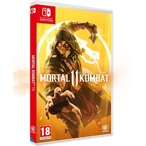 Switch Mortal Kombat 11 - Nintendo Switch