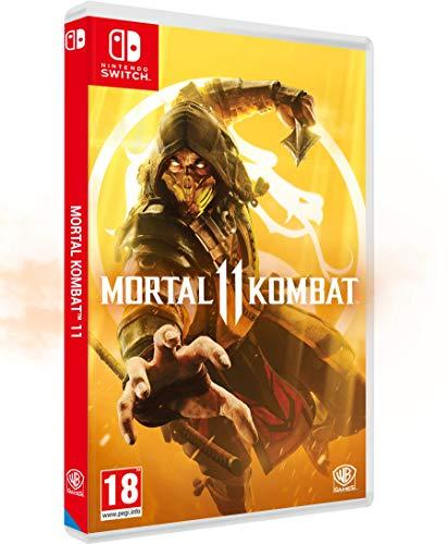 Mortal Kombat 11 Standard Edition - Nintendo Switch