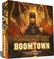 The battle against the relentless hordes continues in Boomtown, an expansion for Shadowrift. Two new monster factions join the assault. The Goblins bring evil magics, crude weaponry, and an excessive amount of explosive bombs with them. In contrast t...