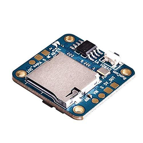 RunCam Mini FPV DVR Video Audio Recorder 25 x 25mm M2 holes Lossless video output for VTX for Mini FPV Racing Drone Quadcopter