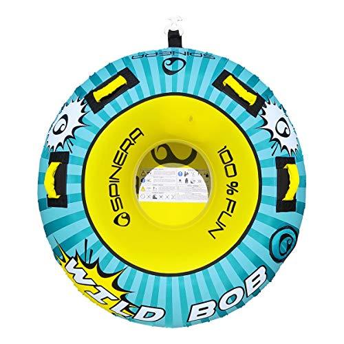 SPINERA Wild Bob -Tube, Wasserring, Wasserreifen, Towable für 1 Person