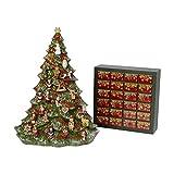 Villeroy & Boch Christmas Toys Memory Porzellan Adventskalender Baum