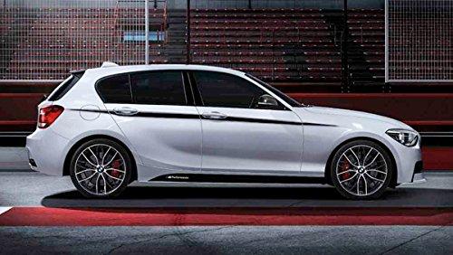 BMW Original M Performance Dekorsteifen/Zierstreifen / Akzentstreifen 1er F20 / F20 LCI