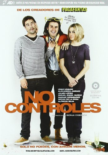 No Controles [DVD]