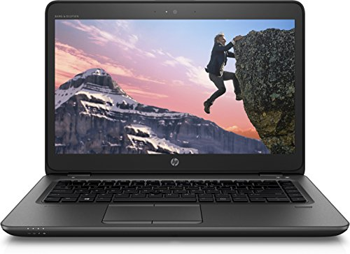 "HP 2LF94UT#ABA Zbook 14U G4 Workstation 14"" Notebook, Windows, Intel Core I7 2.7 Ghz, 8 GB Ram, 1 Tb HDD, Space Silver"