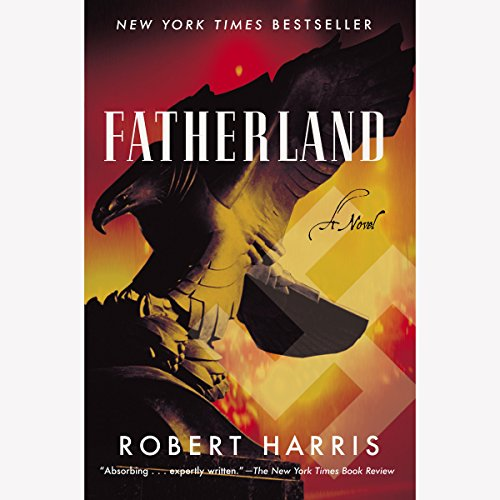 Fatherland audiobook cover art