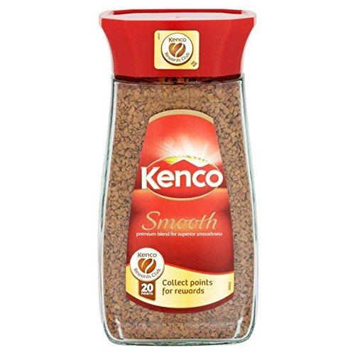 Kenco Gefriergetrocknet Kaffee geroestet - 100g x 4 - 4-er Pack
